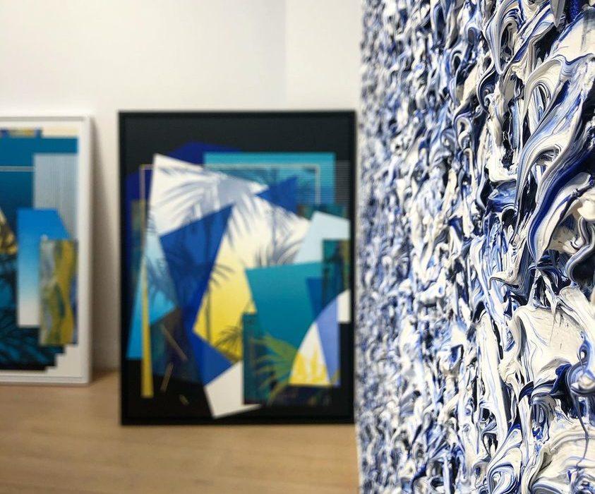 Vernissage : «Souvenirs d'été» une exposition collective à la galerie Le Feuvre & Roze
