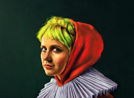 Florence Obrecht à la galerie Valérie Delaunay