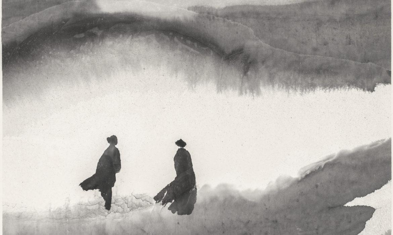 Gao Xingjian et l'encre de Chine