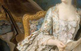Musée du Louvre, En société. Pastels du Louvre des XVIIème et XVIIIème siècles