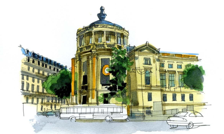 Le Musée Guimet collabore avec le Shangri-La Hôtel