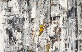 HERVÉ DEGA – Peintures (moyens et grands formats).