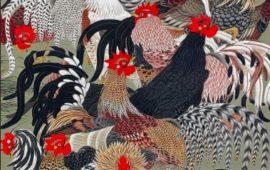 Jakuchū, Le Royaume coloré des êtres vivants