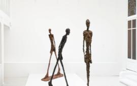 L' homme qui marche – Alberto Giacometti