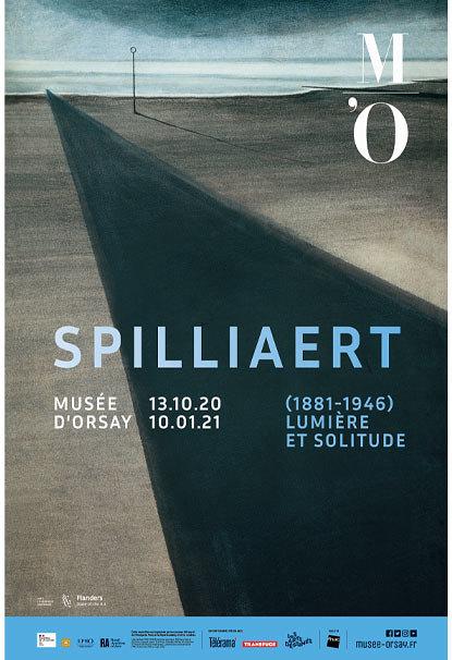 Lumière et Solitude : Léon Spilliaert au Musée d'Orsay