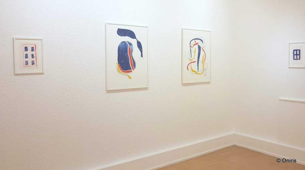 Petits Formats & Œuvres sur papier à la galerie Oniris