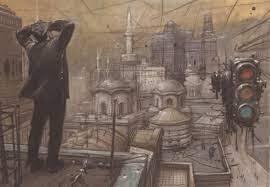 Entre fascination et effroi, le monde d'Enki Bilal