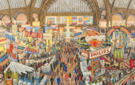 Intimité et horizons : l'univers de Jacques Martin-Ferrières