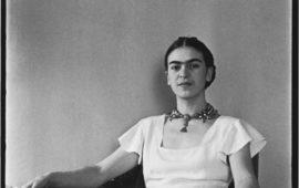Frida Kahlo mise à l'honneur