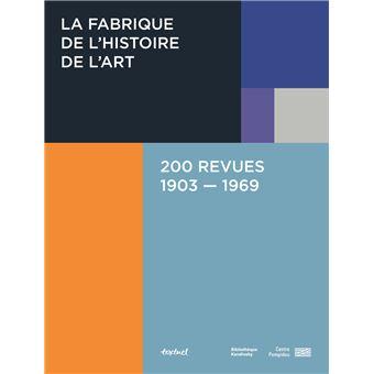 L'Univers de la revue d'art au XXe siècle