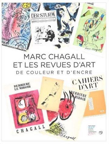 Marc Chagall et les revues d'art