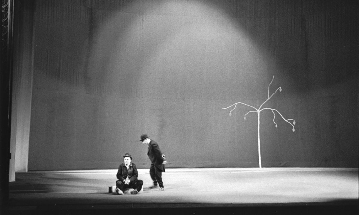 Giacometti / Beckett. Rater encore. Rater mieux.