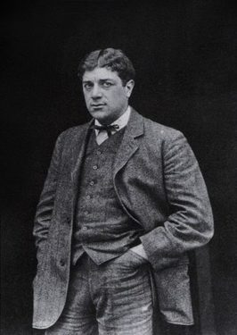 Georges Braque, 1908, Photography published in Gelett Burgess, The Wild Men of Paris