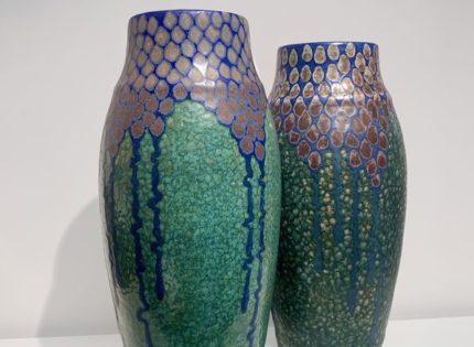 Les vases de l'Atelier du Revernay