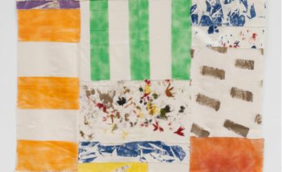 La Peinture en Patchwork, « Peinture ? peinture ! », Fragment n°42, 1975 © Grégory Copitet - Enseigne des Oudin