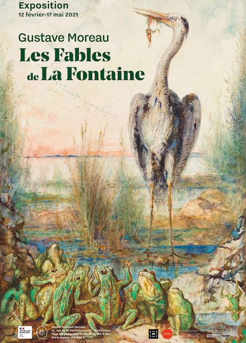 Quand l'ivresse de la couleur emplit les Fables de La Fontaine