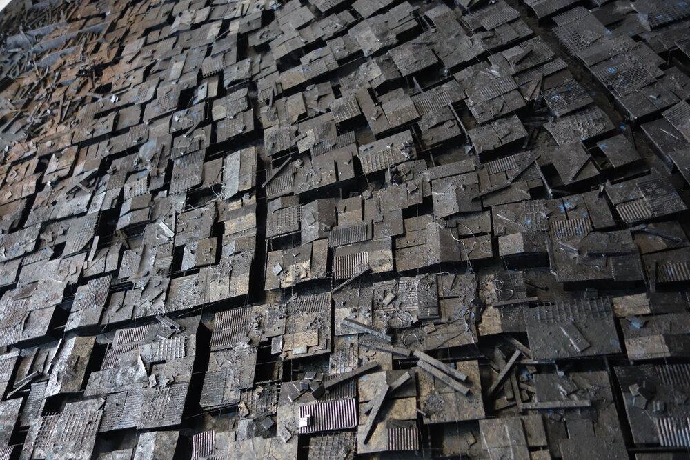 Le retour d'Hendrik Czakainski à la Galerie Wallworks