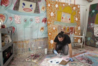 Les voyages de l'enfance d'Adam Handler/Cohle Gallery
