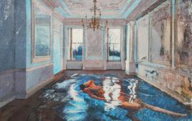 Entre onirisme et réalisme, Ivana Zivic à la Galerie Boris