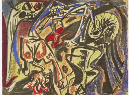 Surréalisme, Expressionnisme et Abstraction