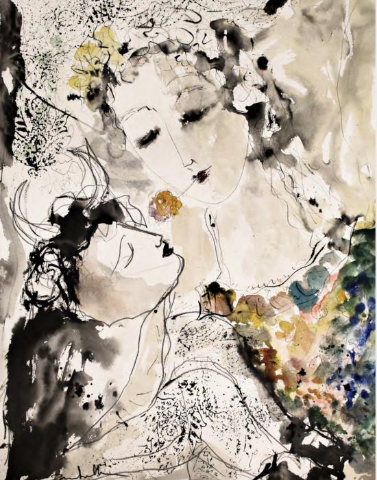 Les «Divines» femmes de Magali Zambelli