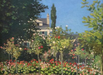 «Côté jardin. De Monet à Bonnard» au musée des impressionnismes