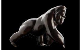 L'univers animalier de Michel Bassompierre à la Galerie Estades