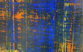 Aharon Gluska de retour à la Galerie Lazarew