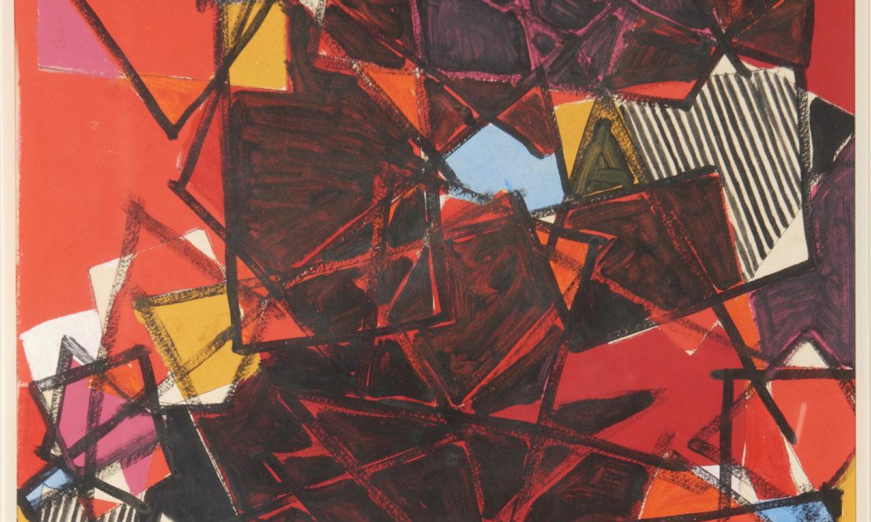 L'abstraction au féminin à la Galerie Trocmez