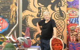Hervé Di Rosa, un artiste au service des Arts Modestes