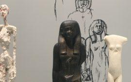 Giacometti : des rives de la Seine aux bords du Nil