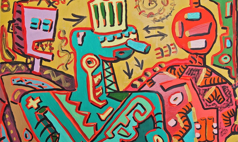 L'anarchie joyeuse des « Libres Figurations »