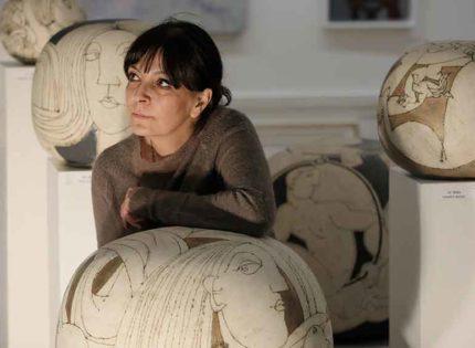 Magie de l'alphabet sacré arménien avec l'artiste NINA