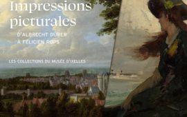 Les «Impressions picturales de Dürer à Rops»