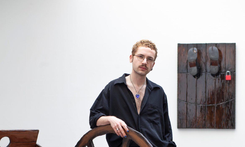 Corentin Darré, artiste créateur de fictions