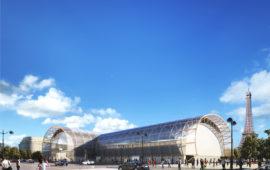 Le lancement de la foire Art Paris