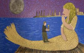 Les œuvres oniriques de Francisco Sepulveda exposées à la Galerie Claudine Legrand