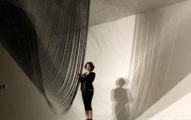 Les œuvres méditatives de Vanessa Enriquez au Drawing Lab